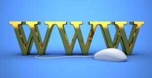 буквы www и мышь